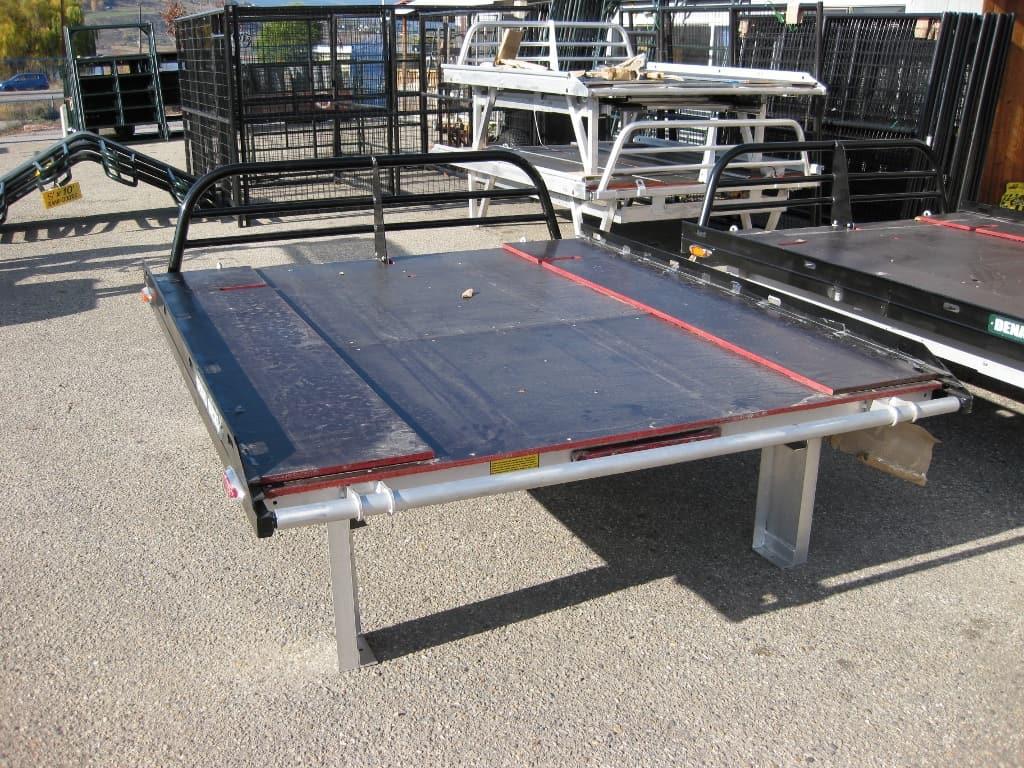 Special Denali 7 Aluminum Sled Deck 1995 00 Pleasant